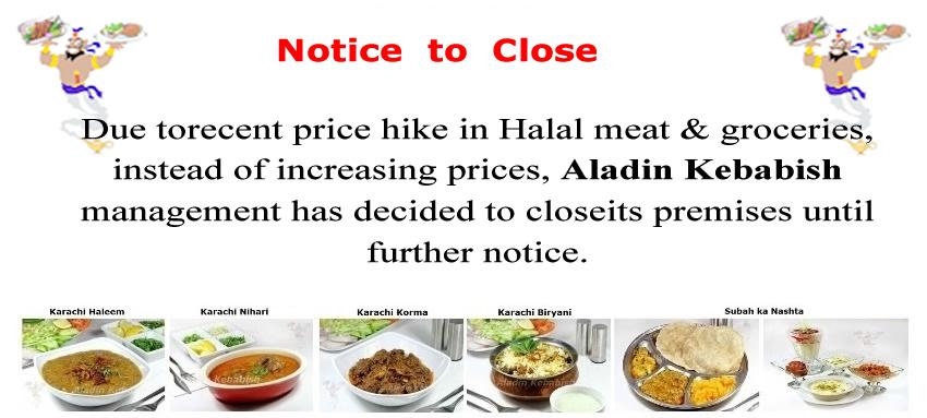 Notice-Close